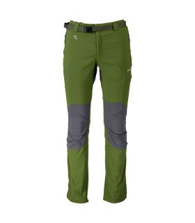 Pantalones Trangoworld Zayo DN Hombre Verde. Oferta y Comprar online