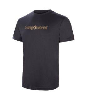 Camiseta Trango World Yesera Hombre Ebony. Oferta y Comprar online