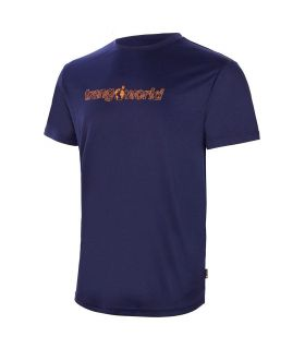 Camiseta Trango World Yesera Hombre Azul. Oferta y Comprar online