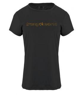 Camiseta Trango World Viro Mujer Ebony. Oferta y Comprar online