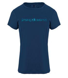 Camiseta Trango World Viro Mujer Azul. Oferta y Comprar online