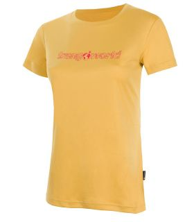 Camiseta Trango World Viro Mujer Oro. Oferta y Comprar online