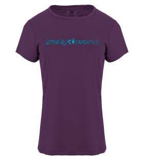 Camiseta Trango World Viro Mujer Violeta. Oferta y Comprar online