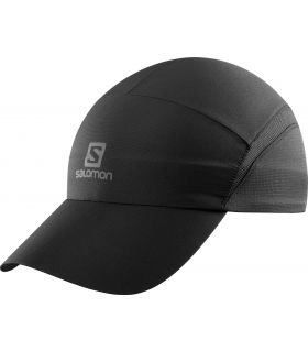Gorra Salomon Xa Cap Negro Negro. Oferta y Comprar online