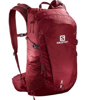 Mochila Salomon TrailBlazer 60 Rojo. Oferta y Comprar online