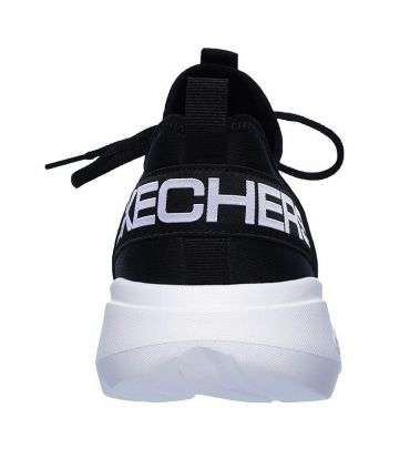 Zapatillas Skechers GoRun Fast Valor Hombre Negro
