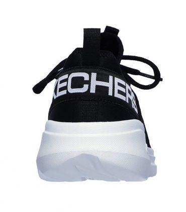 Zapatillas Skechers GoRun Fast Valor Mujer Negro