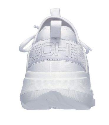 Zapatillas Skechers GoRun Fast Valor Mujer Blanco