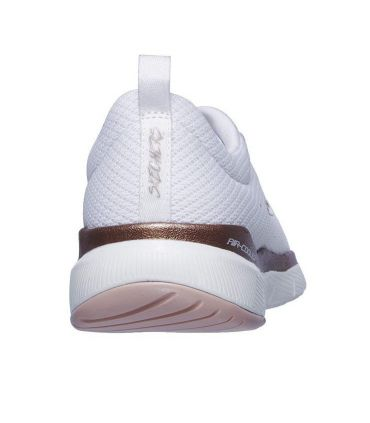 Zapatillas Skechers Flex Appeal 3.0 First Insight Mujer Blanco