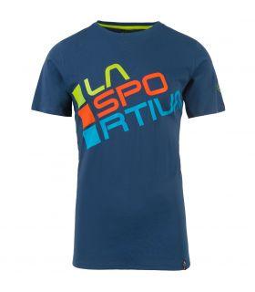 Camiseta La Sportiva Square Hombre Opal