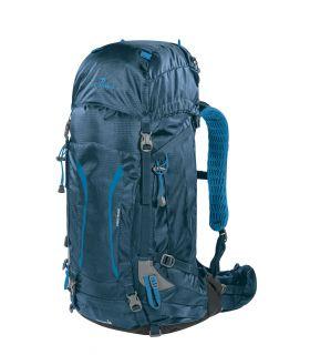 MOCHILA FINISTERRE 38 blue AZUL FERRINO. Oferta y Comprar online