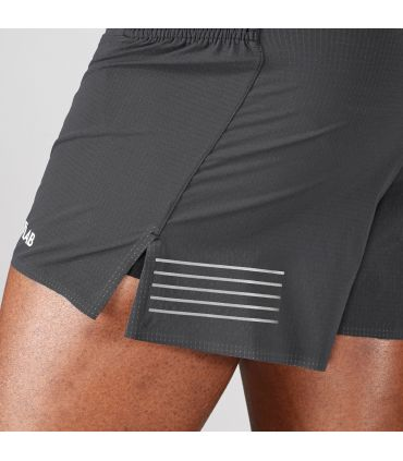 Pantalones running Salomon S-Lab Short 4 M Hombre Negro
