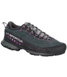 Zapatillas La Sportiva TX4 Mujer Gtx Gris. Oferta y Comprar online