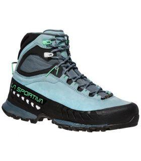 Zapatillas La Sportiva TX5 Mujer Gtx Gris. Oferta y Comprar online