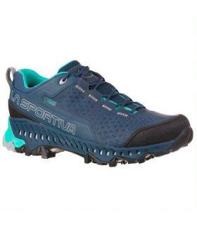 Zapatillas La Sportiva Spire Mujer Gtx Azul. Oferta y Comprar online