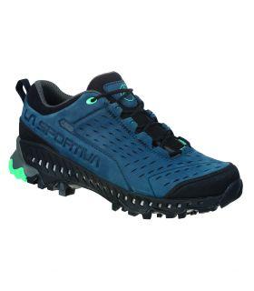 Zapatillas La Sportiva Hyrax Mujer Gtx Azul