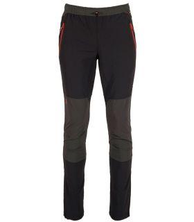 Pantalones Ternua Natib Hombre Negro