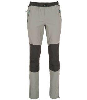Pantalones Ternua Natib Hombre Plata Profunda