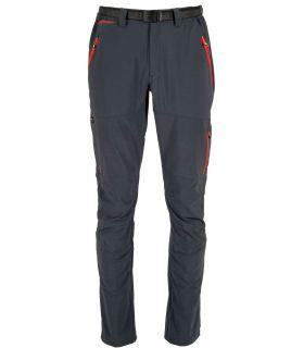 Pantalones Ternua Gund Hombre Ballenas Grises