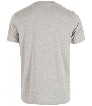 Camiseta Ternua Yelia Hombre Plata Profunda