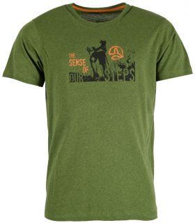 Camiseta Ternua Yelia Hombre Bosque. Oferta y Comprar online