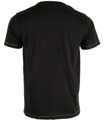 Camiseta Ternua Zengyu Hombre Negro