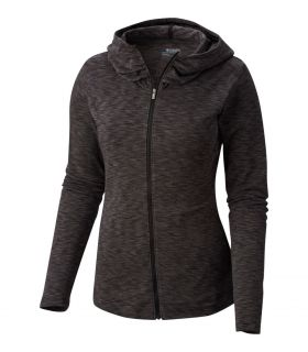 Sudadera Columbia OuterSpaced Full Zip Hoodie Mujer Negro