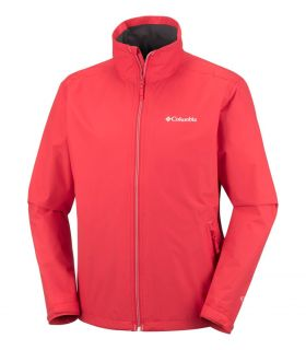 Chaqueta Columbia Bradley Peak Hombre Chispa Roja. Oferta y Comprar online