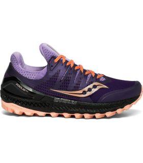 Zapatillas Saucony Xodus ISO 3 Mujer Morado. Oferta y Comprar online