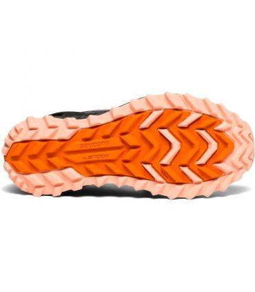Zapatillas Saucony Xodus ISO 3 Mujer Morado