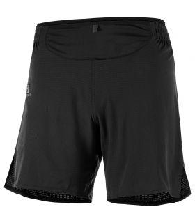 Pantalones Salomon Sense Short Hombre Negro