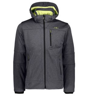 Chaqueta Soft Shell Columbia Steel Cliff Azul. Oferta