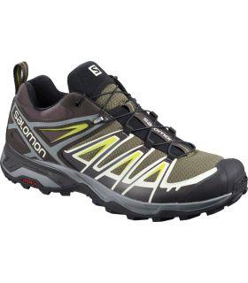 Zapatillas de trekking Salomon X Ultra 3 Hombre Olive