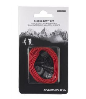 Cordones Salomon Quicklace Kit