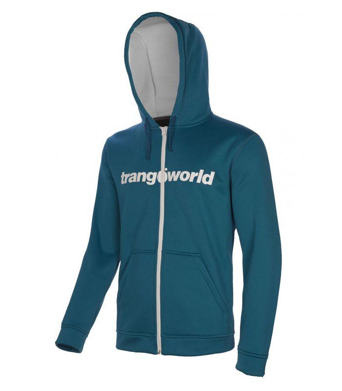 Compra online Sudadera Trangoworld Ripon Hombre Corsair en oferta al mejor precio