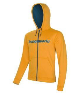 Sudadera Trangoworld Ripon Hombre Sunflower. Oferta y Comprar online