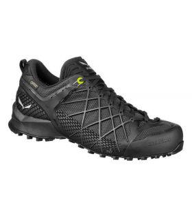 Zapatillas Salewa Ms WildFire GTX Hombre Black Silver. Oferta y Comprar online