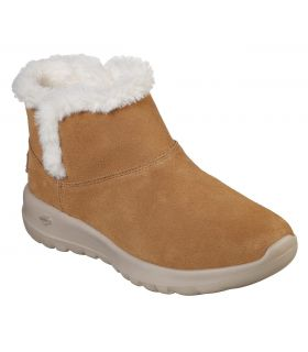 Botas Skechers On The Go Joy Bundle Up Mujer Castaña. Oferta y Comprar online
