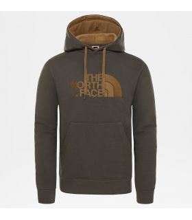 Sudadera The North Face Drew Peak Hombre New Tupe Green