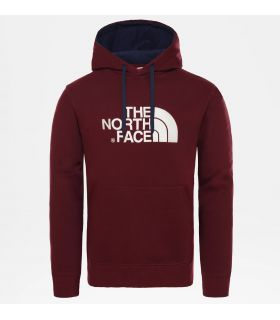 Sudadera The North Face Drew Peak Hombre Deep Garnet Red
