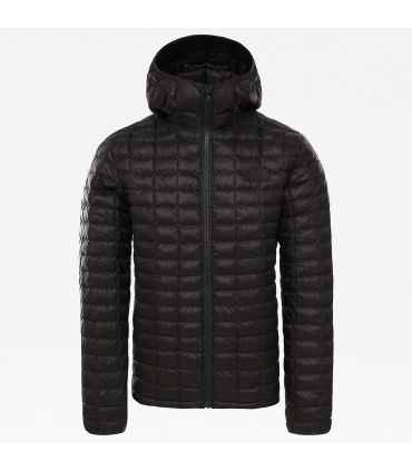 Chaqueta The North Face Thermoball Eco Hoody Hombre Negro