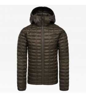 Chaqueta The North Face Thermoball Eco Hoody Hombre New Tupe Green. Oferta y Comprar online