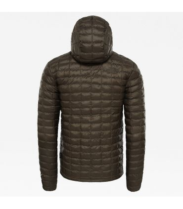 Chaqueta The North Face Thermoball Eco Hoody Hombre New Tupe Green