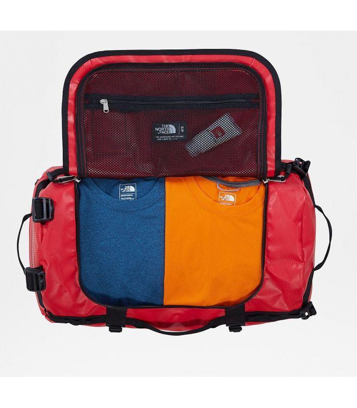 Compra online Bolso The North Face Base Camp Duffel S Rojo en oferta al mejor precio