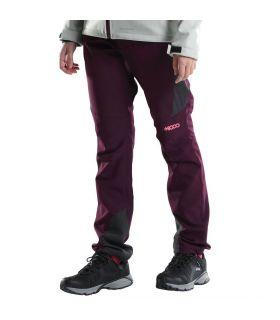 Pantalones +8000 Zermatt 19I 079 Mujer Berenjena. Oferta y Comprar online
