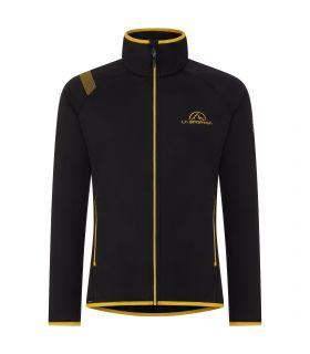 Chaqueta La Sportiva Promo Fleece Hombre Negro. Oferta y Comprar online