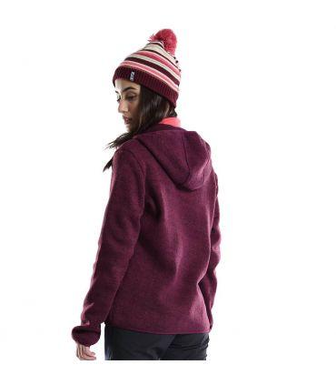 Chaqueta de punto +8000 Elbrus 19I 179 Mujer Berenjena
