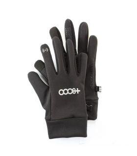 Guantes +8000 8GN-1902 Negro