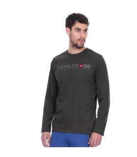Camiseta +8000 Ampato 19I 105 Hombre Negro Vigore. Oferta y Comprar online