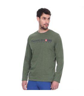 Camiseta +8000 Ampato 19I 114 Hombre Verde Vigore